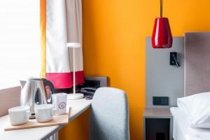 Nowe pokoje w Vienna House Easy Cracow. Postawiono na prosty design