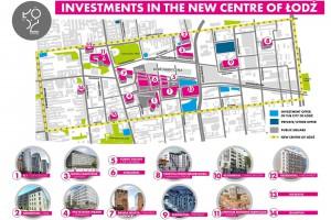 Łódź na targach MIPIM w Cannes: nowe inwestycje w Nowym Centrum Łodzi