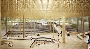 Polacy z międzynarodową nagrodą za projekt biblioteki... Pinokia