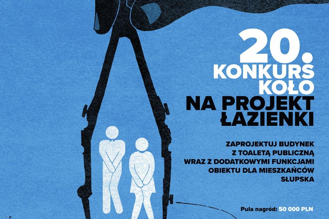 Przestrzeń publiczna Słupska w rękach konkursu KOŁO