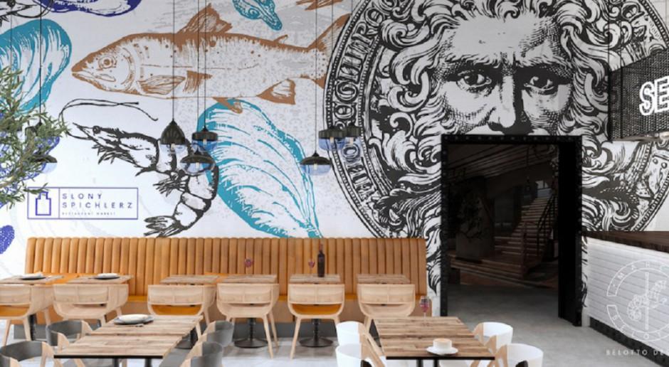 Nowa restauracja na Wyspie Spichrzów. Słony Spichlerz jako pierwszy połączy ofertę wielu restauratorów