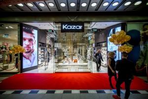 Włoski szkic, markowa elegancja i nowoczesny design, czyli nowy salon Kazar w Starym Browarze
