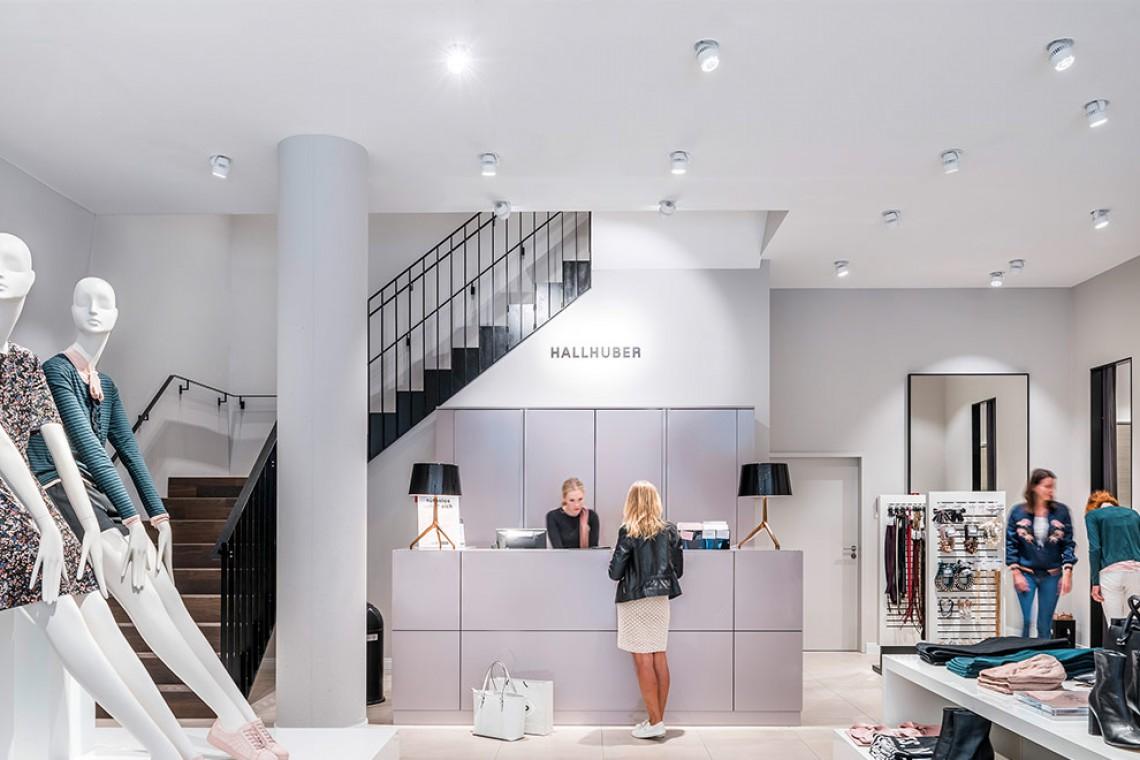 Jak Projektować Salony Dla Marek Modowych Tu Oświetlenie Ma