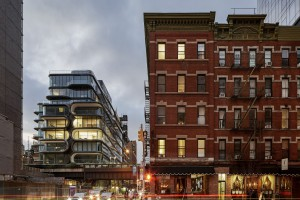 Oto pierwszy projekt Zaha Hadid Architects w Nowym Jorku