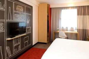 Oto nowa odsłona pokoi w hotelu ibis Kraków Centrum