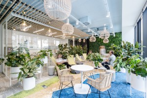 Najbardziej zielone biuro na świecie?