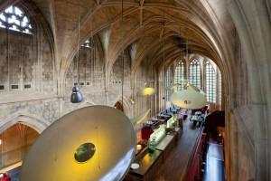 W klasztorze... hotel.  Niezwykłe nowe życie starych budynków