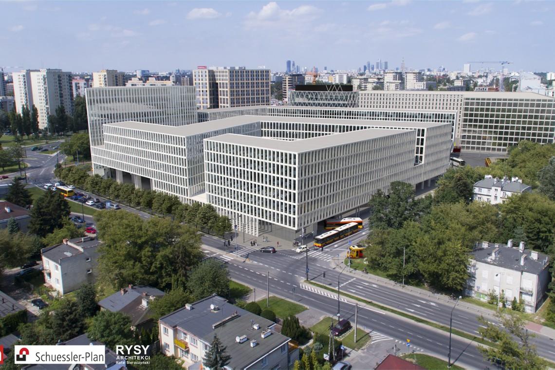 Nowoczesny węzeł komunikacyjny i biurowce. Tak może wyglądać Dworzec Południowy