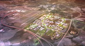 Zrównoważone miasto przyszłości na... lotnisku