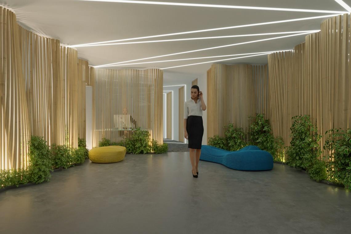 Trzy najważniejsze trendy w projektowaniu przestrzeni biurowej