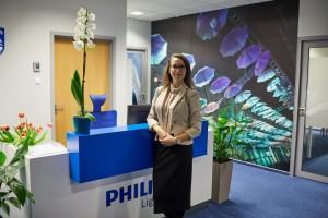 Philips Lighting z nowym biurem w Łodzi