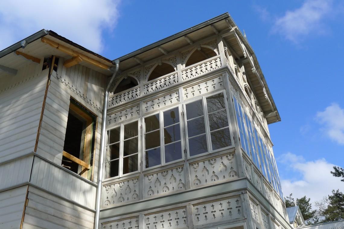 Grupa 5 Architekci: Przywrócić pensjonatowi Gurewicza dawny blask