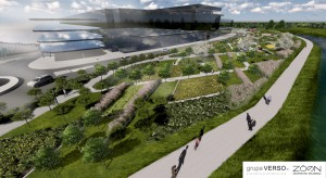 Nad Wartą powstaje miejski ogród