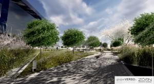 Częstochowskie bulwary Warty odżyją. Nad rzeką powstaje miejski ogród z miododajnymi łąkami
