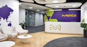 Pociąg do zmian. Nowe biuro firmy Merck