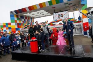 Legoland otworzył się po raz pięćdziesiąty