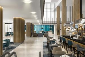 Zupełnie nowe oblicze przylotniskowego Courtyard by Marriott