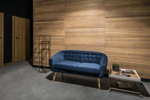 Ściana z motywem drewna. Powrót w wielkim stylu