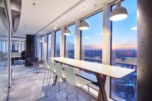 34. piętro w Warsaw Spire. Hargreaves Lansdown z pierwszym centrum technologicznym w Polsce