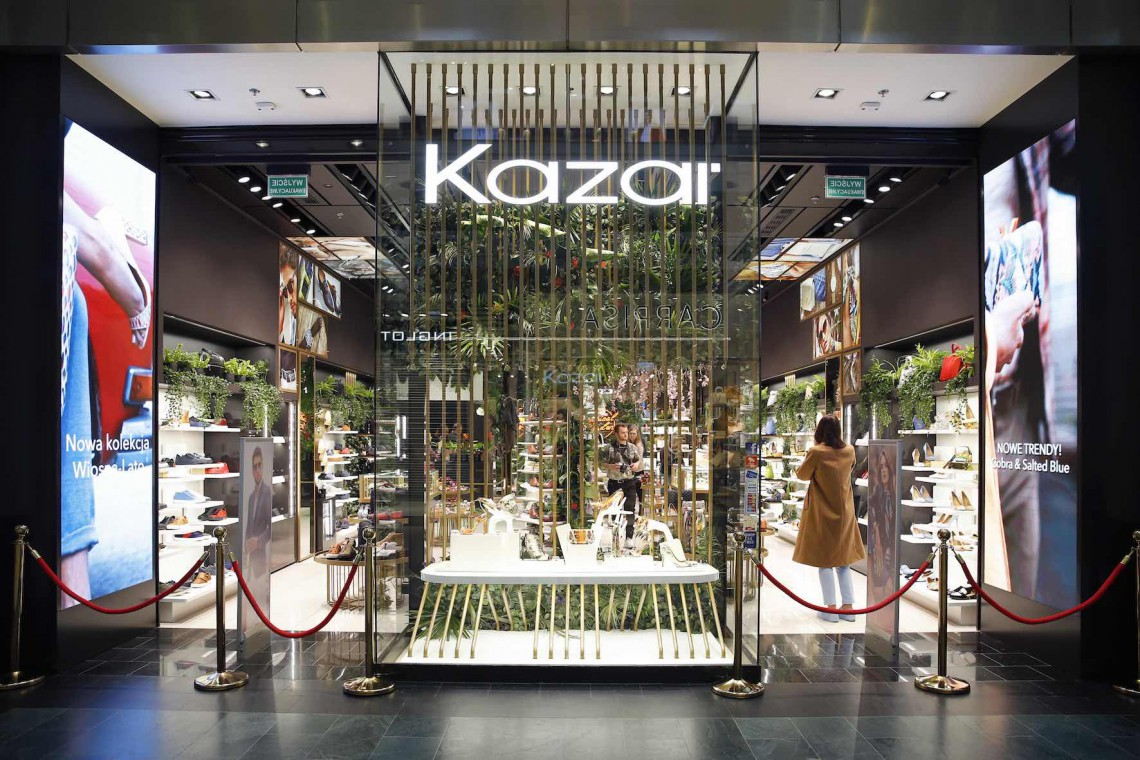 Tropical Garden – Kazar stawia na egzotykę
