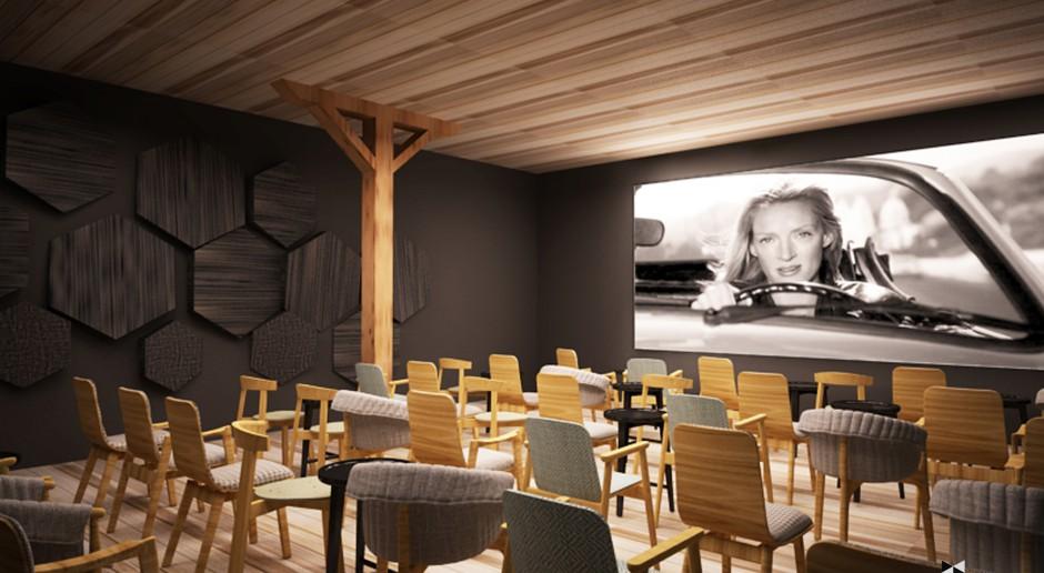 Kultowe kino Muza wypięknieje dzięki Toya Design