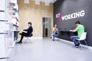 Szkoła Główna Handlowa ma centrum coworkingu