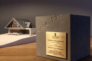 Nagroda dla Małopolskiej Chaty Podcieniowej autorstwa BXBstudio jeszcze przed zakończeniem budowy