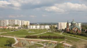 Jeden z największych parków w Tychach odzyskał blask