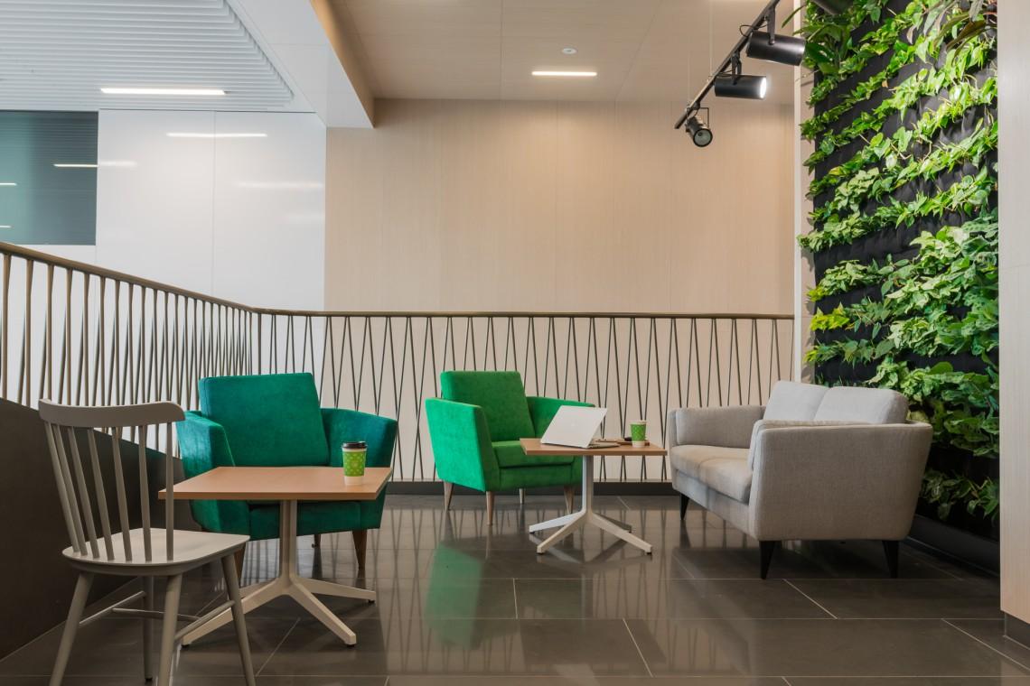 Biurowce HB Reavis oferują nowe przestrzenie dla kawoszy