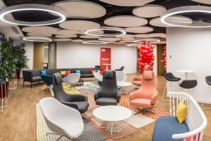 Nowe biuro Aon w Krakowie. 10 tys. mkw. dostosowanych do potrzeb pracowników
