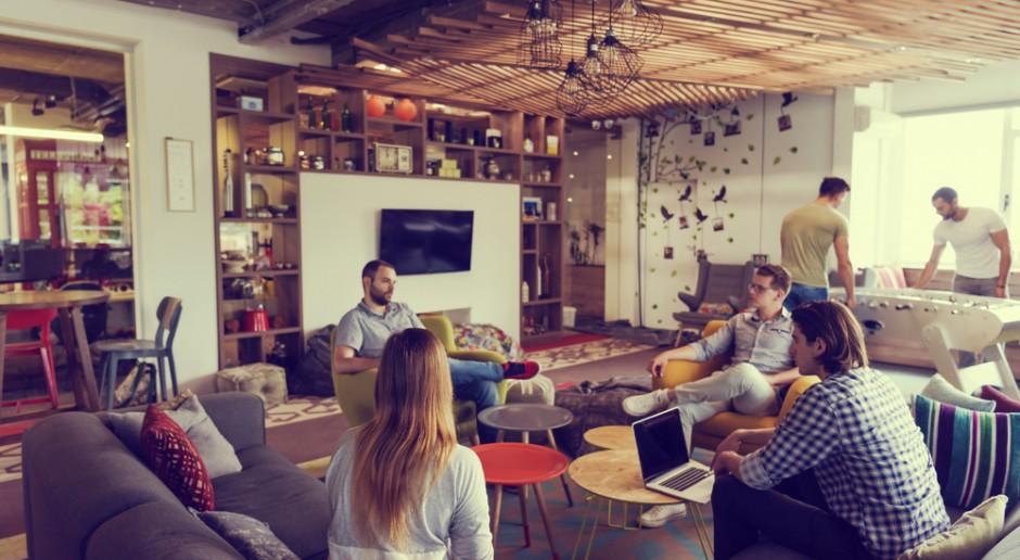 Projektowanie przestrzeni biurowej: podsumowujemy główne trendy