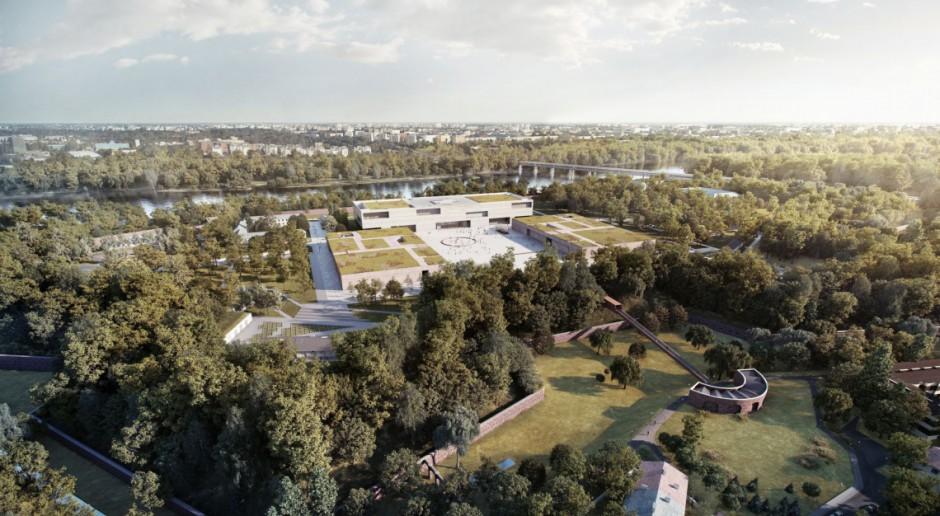 Sellin: Muzeum Historii Polski będzie największym muzeum w Polsce