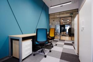 Coworking ożywia biurowiec