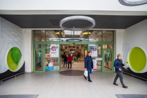 Odświeżone wnętrza, nowa identyfikacja wizualna. CH Auchan Bydgoszcz po remodelingu