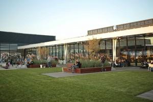 Galeria Północna wita wiosnę otwarciem ogrodu na dachu