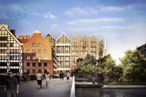 Wino i kwiaty - motyw przewodni designu nowego hotelu w Gdańsku