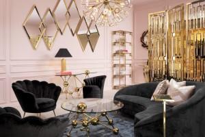 Salon flagowy Eichholtz wygląda jak luksusowy apartament