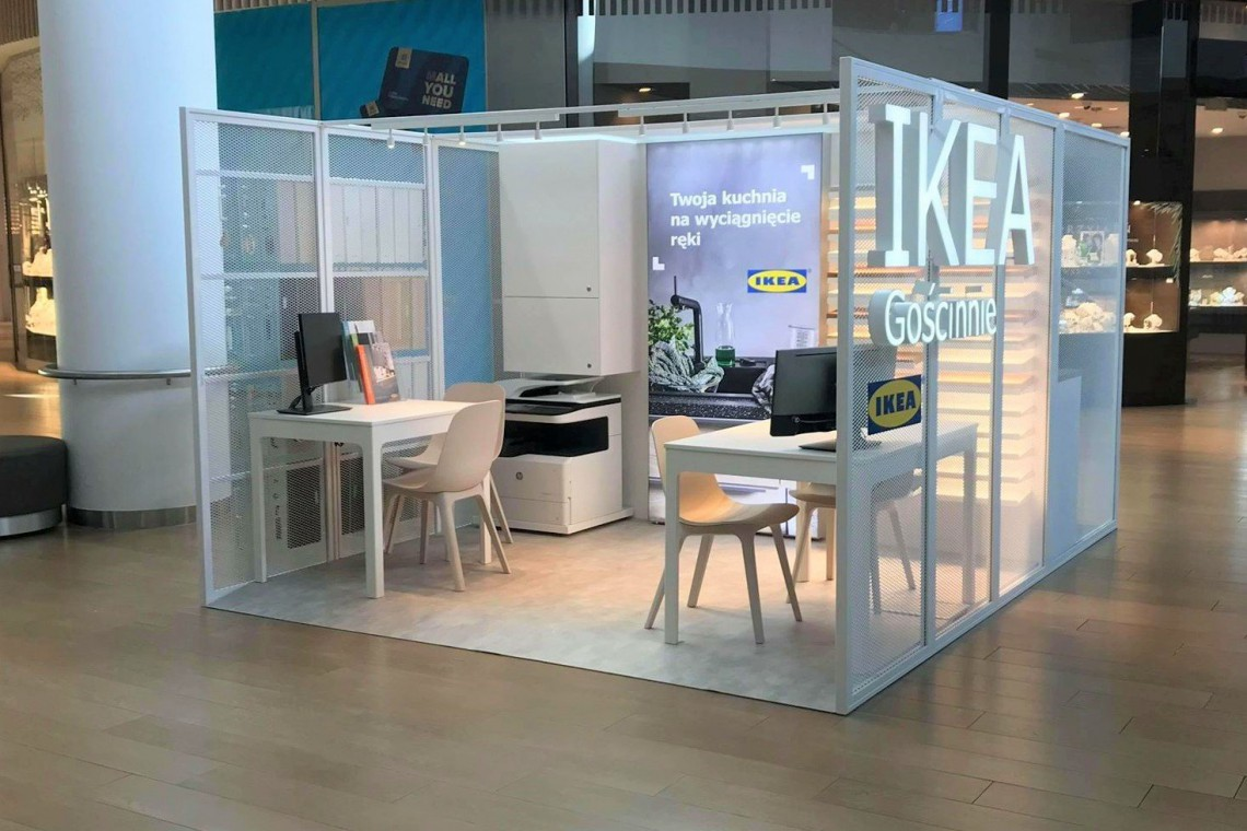 Gościnna wizyta Ikea w Gdyni