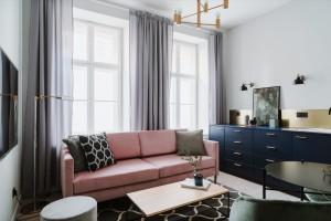 Przepis na apartament na wynajem w zabytkowej kamienicy? Architekci z noo.ma spaces go znają