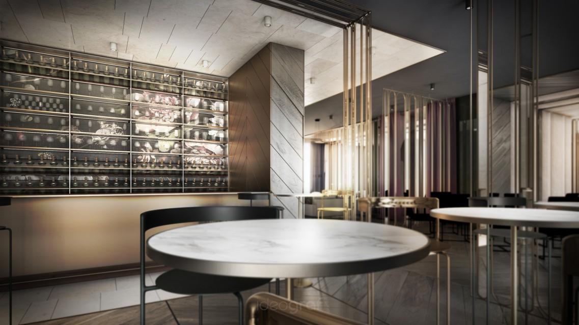 Tak będzie wyglądało wnętrze nowego hotelu w Gdańsku. Projekt Ideograf Paulina Czurak zachwyca