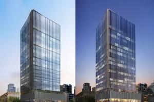 Ten budynek zmieni skyline stolicy. Oto najnowsze wizualizacje Central Point