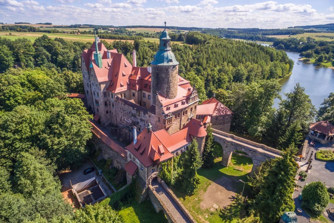 Zamek Czocha w festiwalowym duchu
