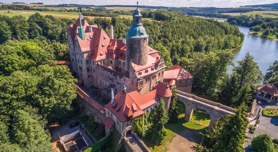 Zamek Czocha odzyskał blask