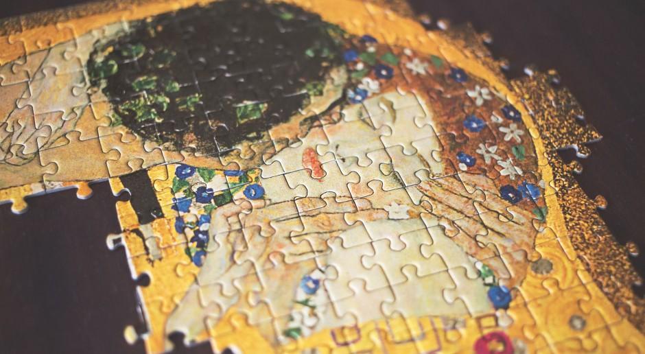 Zdigitalizowany i zwielokrotniony Gustav Klimt