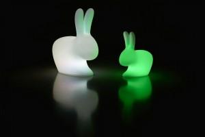 Lampa Led Rabbit zaskakująca ozdoba czy funkcjonalny mebel?