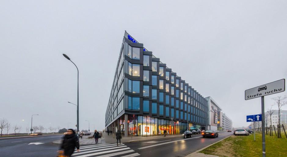 Pierwszy budynek w Polsce z podwójną