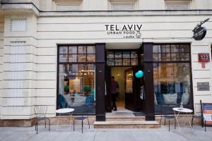 Tel Aviv w samym centrum Łodzi