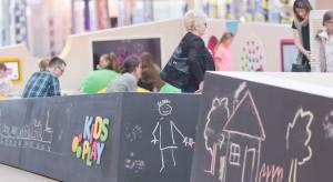 Ciekawy pomysł na przestrzeń dla dzieci