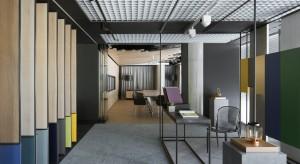 Kronospan Design Center Warsaw spod kreski JMW Architekci - inspirująco i funkcjonalnie