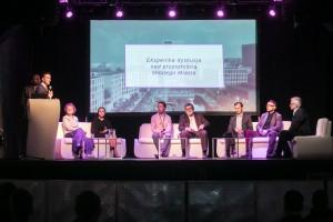Architekci, urbaniści, historycy i inwestorzy o rewitalizacji Młodego Miasta